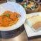 アヒージョ&パスタMei  渡り蟹のトマトクリームパスタ