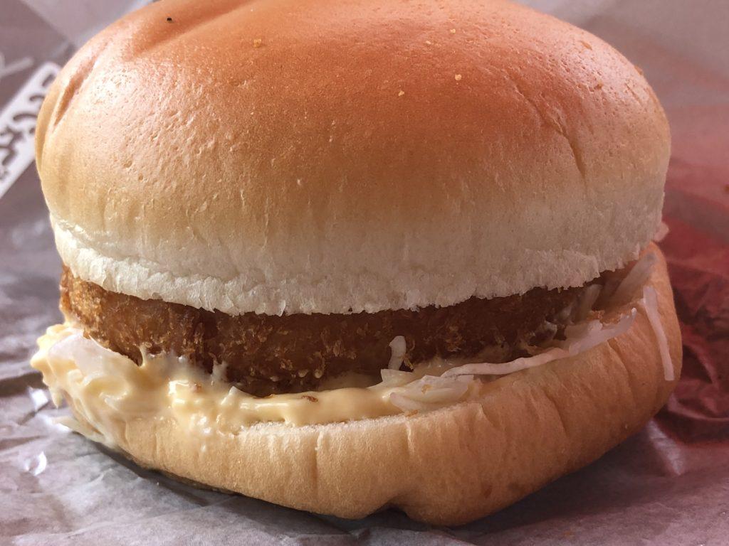 マクドナルド 濃グラコロ チーズフォンデュ