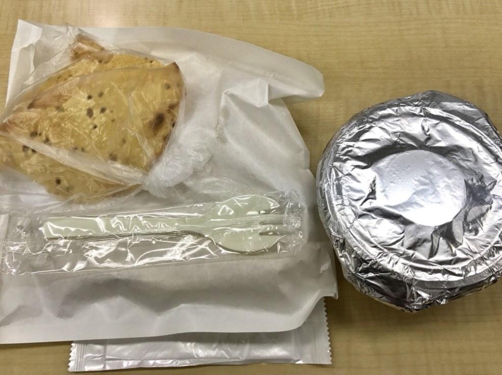 スパイスカレーバー  カレー&バターナンセット Curry&Butter Naan Set