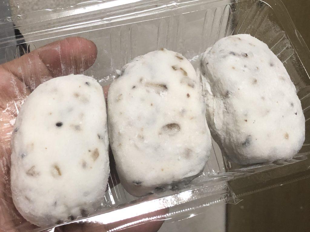 御菓子司津村屋くるみ餅