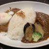 咖喱&カレーパン 天馬 ハーフビーフカレー&キーマカレー