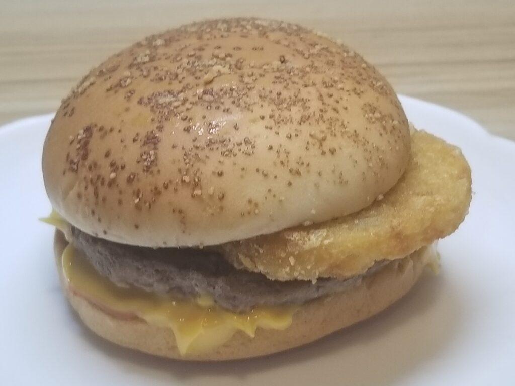 マクドナルド ハワイアンバーベキューザク切りポテト&ビーフ