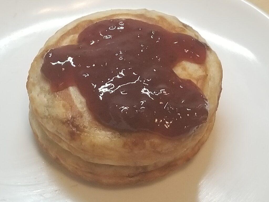 マクドナルド ハワイアンパンケーキ